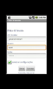 IT4biz BI Mobile - screenshot thumbnail