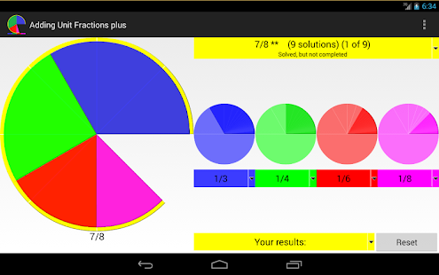 Adding unit fractions +- screenshot thumbnail