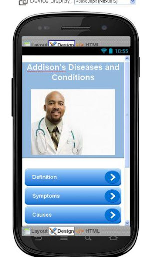 Addisons Disease Symptoms