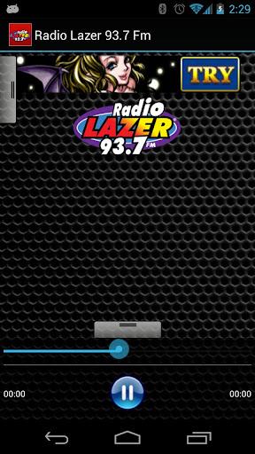 Radio Lazer 93.7 Fm