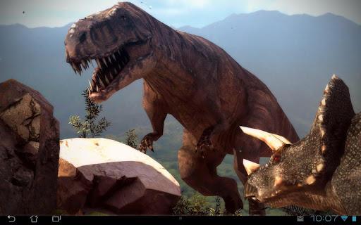 Dinosaurs 3D Pro lwp