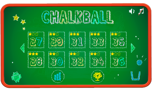 Chalk Ball Puzzle Deluxe