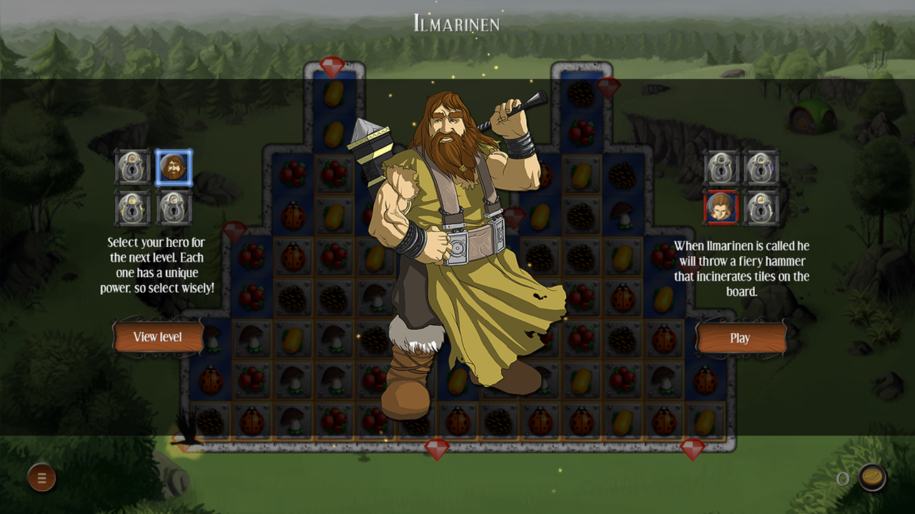 Heroes of Kalevala screenshot #7