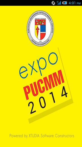 【免費教育App】Expo PUCMM 2014-APP點子