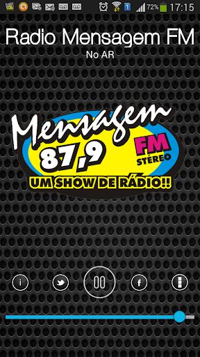 Radio Mensagem FM