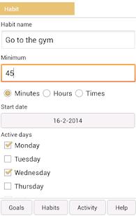 玩生產應用App|Habit to Goal Pro免費|APP試玩