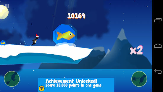 Ice Dash - Penguin Run- screenshot thumbnail