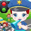 Baby Police: Traffic Control icon