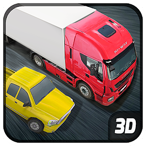 highway traffic sim racer for PC and MAC