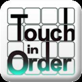 TouchInOrder