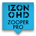 iZonoHD Zooper Pro Widget icon