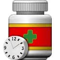 AlarMeds alarm meds reminder icon