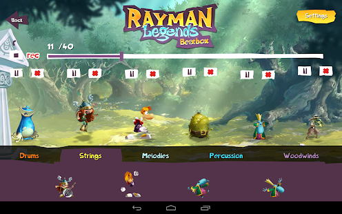 Rayman® Legends Beatbox - screenshot thumbnail