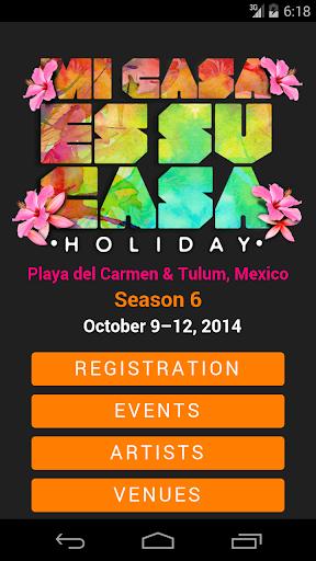 Mi Casa Holiday 2014 Guide