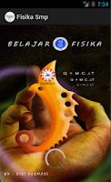 Screenshot of Belajar Fisika SMP