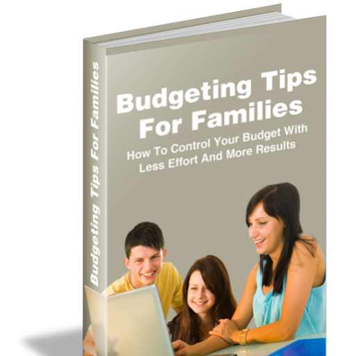 Budgeting Tips For Families 書籍 App LOGO-硬是要APP