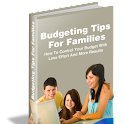 Budgeting Tips For Families icon