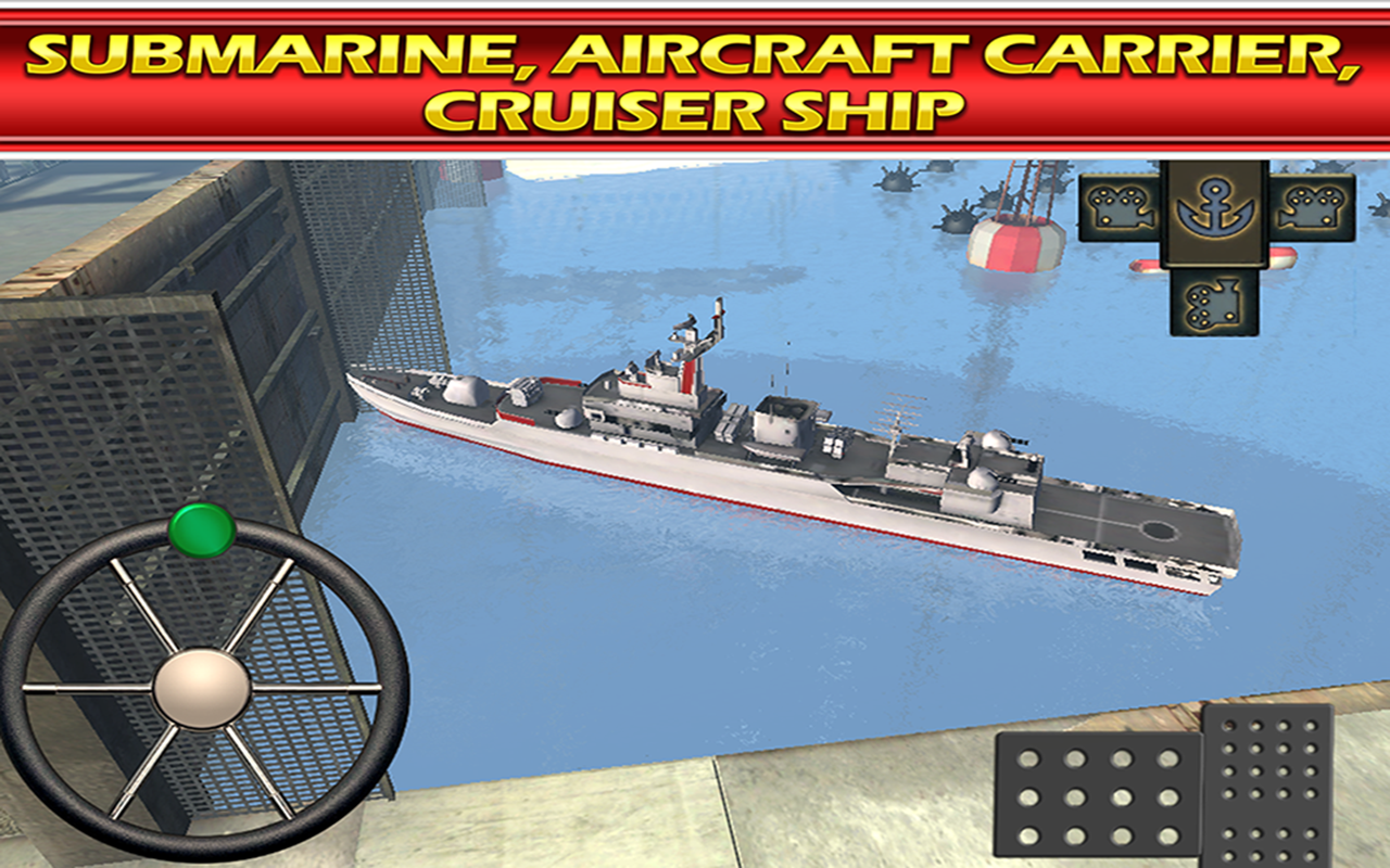 Battle Ships 3D Simulator Game - Android Apps on Google Play