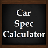 Car Spec Calculator