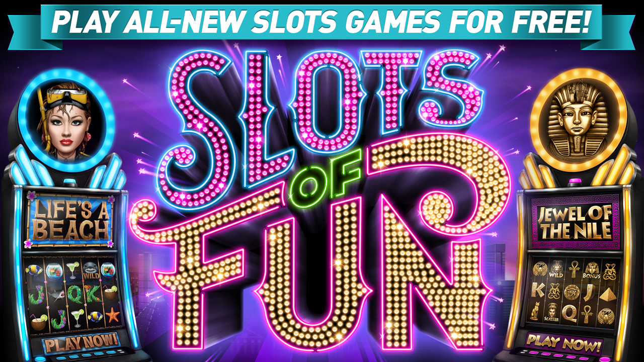 free casino slot games with bonus for fun