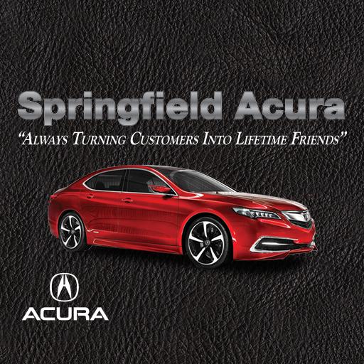 Springfield Acura 生產應用 LOGO-玩APPs