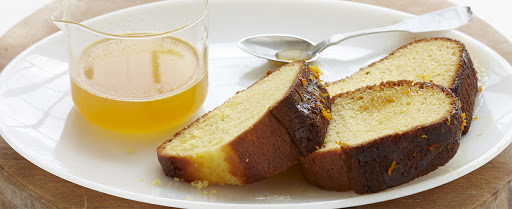 Pineapple-Orange Pound Cake