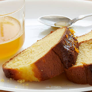 Pineapple-Orange Pound Cake.
