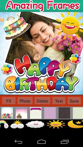 Birthday Photo Frames Pro