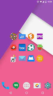 Iride UI - Icon Pack Screenshot