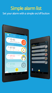 AlarmMon ( alarm clock ) - screenshot thumbnail