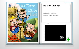 Screenshot of The Three Little Pigs