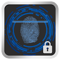Screen Fingerprint Lock icon
