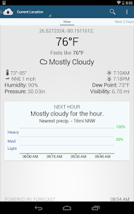 Arcus Weather Screenshot 10