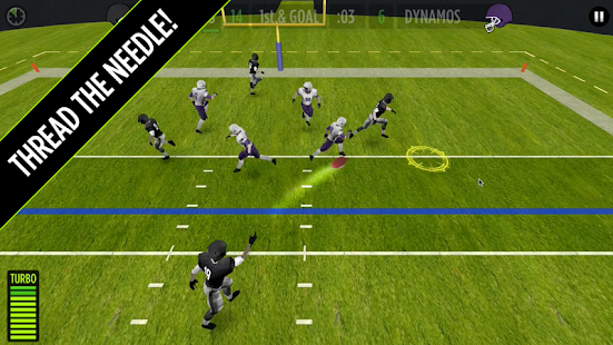 GameTime Football w/ Mike Vick- screenshot thumbnail