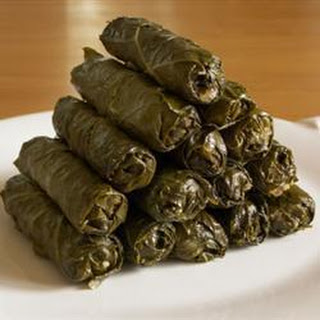 My Own Famous Dolmades