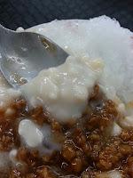 楊記花生玉米冰