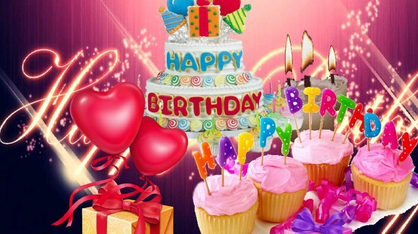 Happy Birthday Live Wallpaper Google Play Store revenue – Live Birthday Greetings