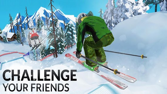 FRS Ski Cross v1.0 APK