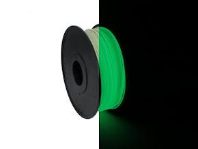 Glow in the Dark PLA Filament - 1.75mm