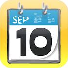 Les jours et les mois Flashcar icon