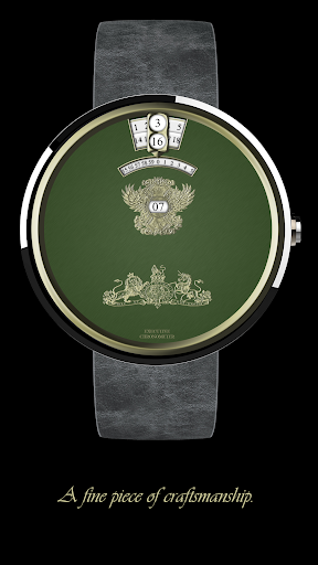Knightsbridge watchface 360