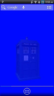 Animated TARDIS Widget- screenshot thumbnail