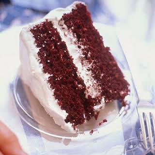 Red Velvet Chocolate Cake.