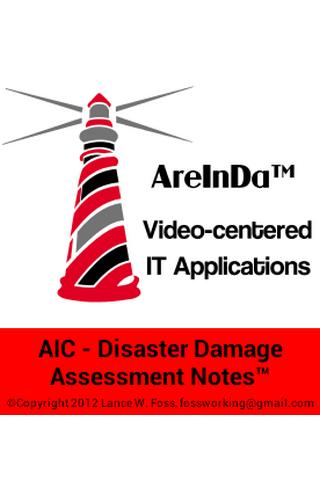 AIC Disaster Damage Assessment