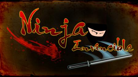 Ninja Invincible - ninja games 2.9 screenshot 135163