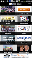 Screenshot of WETM TV - Elmira News