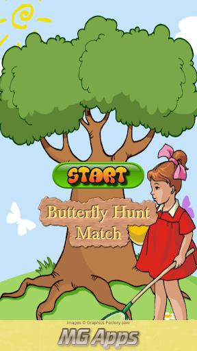 Butterfly Hunter Match