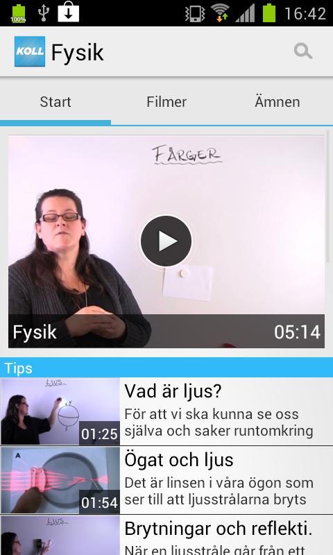Koll på Fysik [Gratis]- screenshot