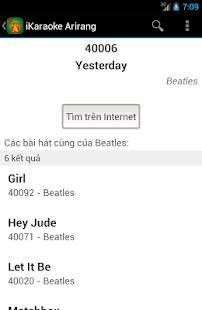 玩免費音樂APP|下載Karaoke Vietnam (Tim bai hat) app不用錢|硬是要APP