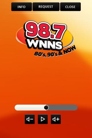 98.7 WNNS